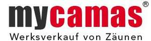 Doppelstabzäune, Gabionen etc direkt vom Hersteller camas (mycamas), Rabatt zur EM2021