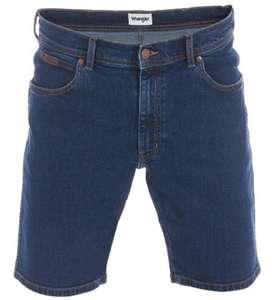 Wrangler Herren Jeans Short Texas kurze Stretch in 4 Farben