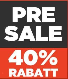 [gstar 40% offline und 30% online Rabatt] auf alle Sale Artikel vom 23.6 - 26.6.