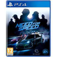 (PS4) Need for Speed - Playstation