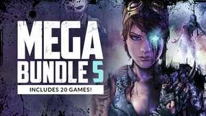 Mega Bundle 5 mit 20 Steam Games für 2,99€ (Fanatical)
