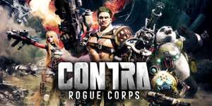 [Nintendo eShop] Contra Rogue Corps