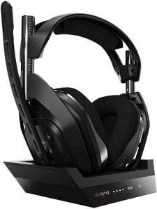 ASTRO A50 Wireless + Base Station PC/ Xbox X|S und PS4/PS5/PC Gen.4 Gaming Headset. Mit Newsletter Gutschein für 220,39€(Saturn)