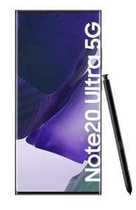 Samsung Galaxy Note 20 Ultra 5G 12/256GB alle Farben im Vodafone MD Green LTE 40GB bis 100Mbit/s für 79€ einmalig und 39,99€ monatlich