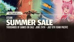 Sammeldeal - Steam Summer Sale 2021