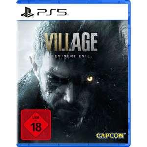 Resident Evil Village (PS5, deutsche USK-Version, Metacritic 84/8.5)