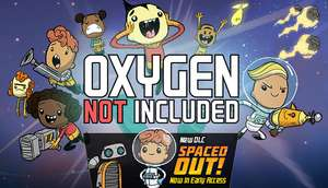 [STEAM] Oxygen not included (Steam BP)
