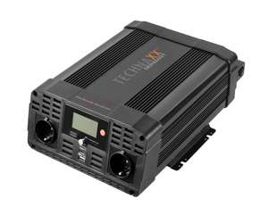 [Norma] Technaxx TE22 - Wechselrichter 2000W - Echte Sinuswelle