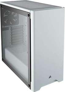 [Prime] Corsair Carbide Series 275R PC-Gehäuse (ATX Mid-Tower mit gehärtetem Glas Fenster)