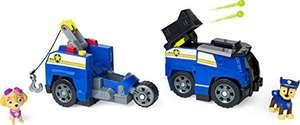 [Amazon Prime] PAW Patrol Chases 2 - in - 1 - Split Second Polizeiwagen mit 2 Figuren