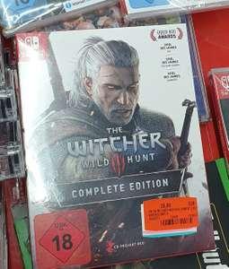 [LOKAL MEDIAMARKT LANDSHUT] Witcher 3 Wild Hunt Complete Edition für Switch und weitere Spiele. für PS4, Xbox, Switch