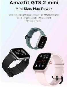 AMAZFIT A2018 GTS 2 mini, Smartwatch, 120 mm + 85 mm (noch günstiger möglich, siehe Beschreibung)