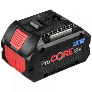 Bosch GBA ProCORE Akku 18V 8,0Ah / Hornbach TPG 102,60 Eur