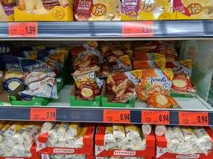 Lokal Kaufland Emmendingen - Finello Käse gerieben versch. Sorten 180 g Packung, Bürger Maultaschen