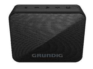 Grundig GBT Solo kompakter Bluetooth-Lautsprecher in schwarz