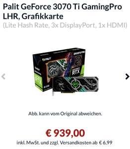 RTX 3070 ti nVidia GeForce
