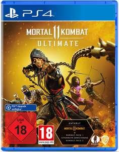Mortal Kombat 11 Ultimate Playstation 4 Ps4 für 22,99€ + Versand