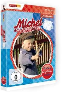 Astrid Lindgren: Michel aus Lönneberga - TV-Serie Komplettbox [Digital restauriert, TV-Edition, 3 DVDs]