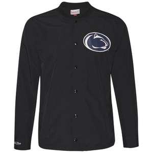 Mitchell & Ness Herren Coach Jacke Penn State University für 19,19€ + 3,95€ VSK (Größe XS - XXL) [SportSpar]