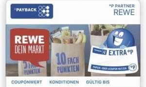 [Payback] Aktuell funktionierende 15fach Coupons auf Alles ab 2€ bei Rewe | gültig bis ? (wahrscheinlich 25.07.)