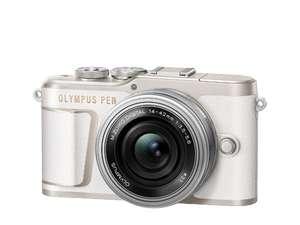 OLYMPUS E-PL10 14-42mm + 45mm 1,8 für 599€