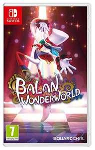 Balan Wonderworld Nintendo Switch / Ps5 / Ps4 für 16,99€ + Versand