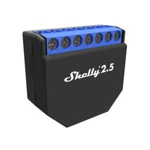 Shelly 2.5 Wlan Schaltaktor