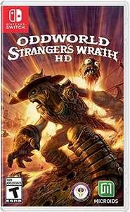 Oddworld Stranger's Wrath HD (Nintendo Switch)