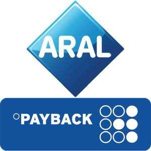 2x 7fach Payback-Punkte bei Aral auf Kraftstoffe und Erdgas bis zum 01.08.2021