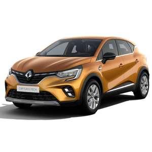 [Gewerbeleasing] Renault Captur Business Edition E-Tech (160 PS) mtl. 63,02€ + 671,43€ ÜF (eff. 90,99€), LF 0,23, GF 0,33, 24 Monate, BAFA