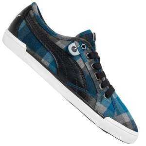 Puma Corsica Plaid Damen Sneaker (Größen 36 bis 42)