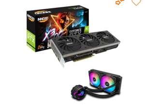 RTX 3070 TI + Asus ROG STRIX LC 240 RGB Bundle