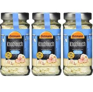 Ostmann Knoblauch gefriergetrocknet, 3er Pack je 70gr, dank Spar-Abo VKfrei 4all für 4,65€ [4,10€ möglich]