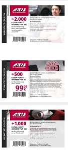 ATU Rabattcodes Juli/August, 8,5% und mehr sparen