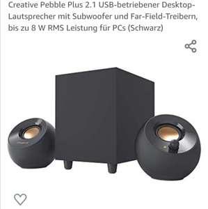 Creative Pebble Plus 2.1