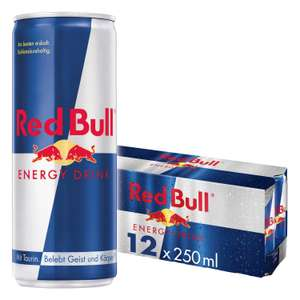 [Penny] Red Bull Energy Drink 12x250ml für 9.99€ | 0.83€ pro Dose