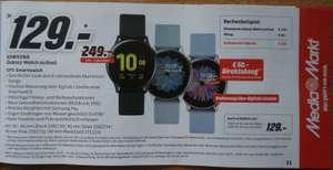 [Media Markt] Gutscheinheft: Smartphone / Smartwatch gültig 18.07.-03.08.2021 Samsung Galaxy Watch Active2