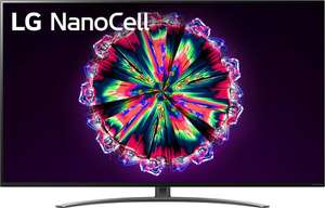 LG 55NANO867NA 4K Ultra HD Fernseher, NanoCell, 55 Zoll, 100Hz, HDMI 2.1, Triple-Tuner