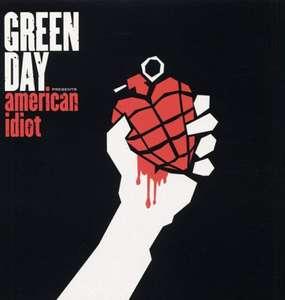 (Prime) Green Day - American Idiot (Vinyl LP)