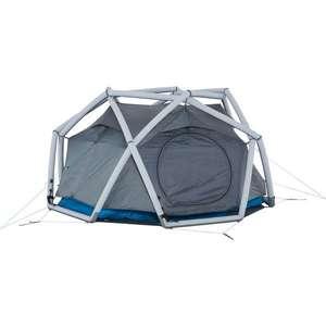 Heimplanet THE CAVE - aufblasbares Kuppelzelt in geodätischer Form, 5000mm Wassersäule für 2-3 Personen [Globetrotter]