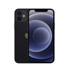 iPhone 12 64 GB Schwarz Neu