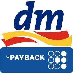 15fach Payback Punkte bei dm auf den Einkauf ab € 2,- | Gültig bis 25.07.2021