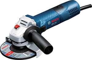 (Amazon Prime) Bosch Professional Winkelschleifer GWS 7-125 (720 Watt, Scheiben-Ø: 125 mm, im Karton)