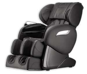 Home Deluxe Massagesessel Sueno V2 ( vorprogrammierte Massagemethoden, Luftdruckmassage, integrierte Heizfunktion, 12 Massagerollen )