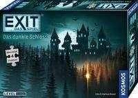 [Thalia] KOSMOS 680787 - EXIT, Das Spiel, Das dunkle Schloss, Puzzle, Familienspiel und weitere EXIT-Spiele
