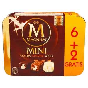 [Lidl] Langnese Magnum Mini 8 Stück