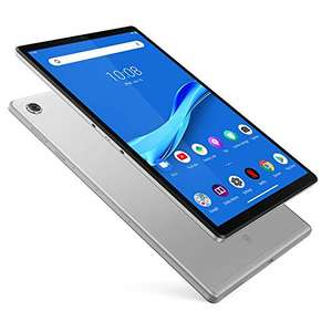 [Amazon] Lenovo Tab M10 Full HD Plus 26,2 cm (10,3 Zoll, 1920x1200, WideView, Touch) Tablet-PC (Octa-Core, 4GB RAM, 64GB, WLAN, Android 10)