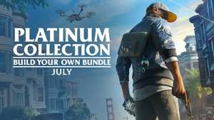 Fanatical Platinum Collection Build your Bundle 3 für 9,99, 7 für 19,99 - The Surge 1+2, Trine 4, Watch Dogs 1+2, Just Cause 3 etc.