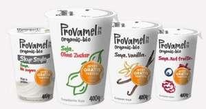 [Denn's Biomarkt] Provamel Bio Quark- & Joghurtalternativen (auch Skyr), auf Sojabasis, vegan, je 400g-Becher für nur 1,40€