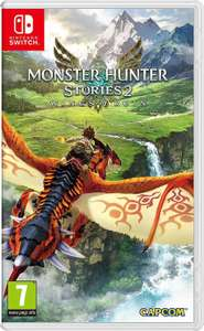 Monster Hunter Stories 2: Wings of Ruin (Nintendo Switch) [Release am 09.07.21]
